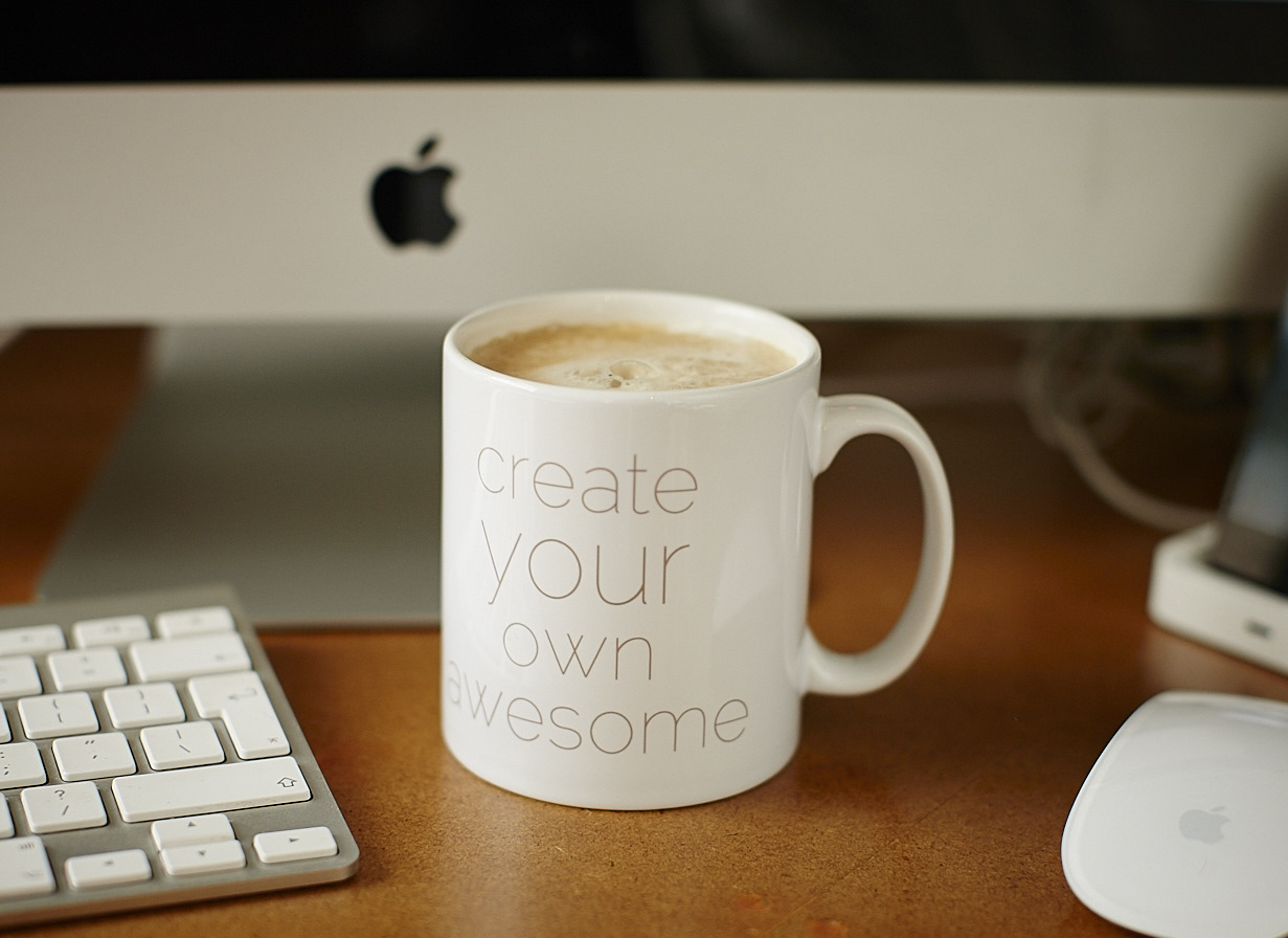 Create your own awesome