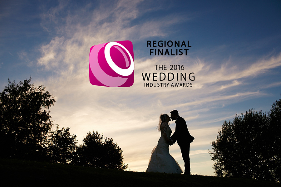 The 2016 Wedding Industry Awards Regional Finalist, Ben Pollard