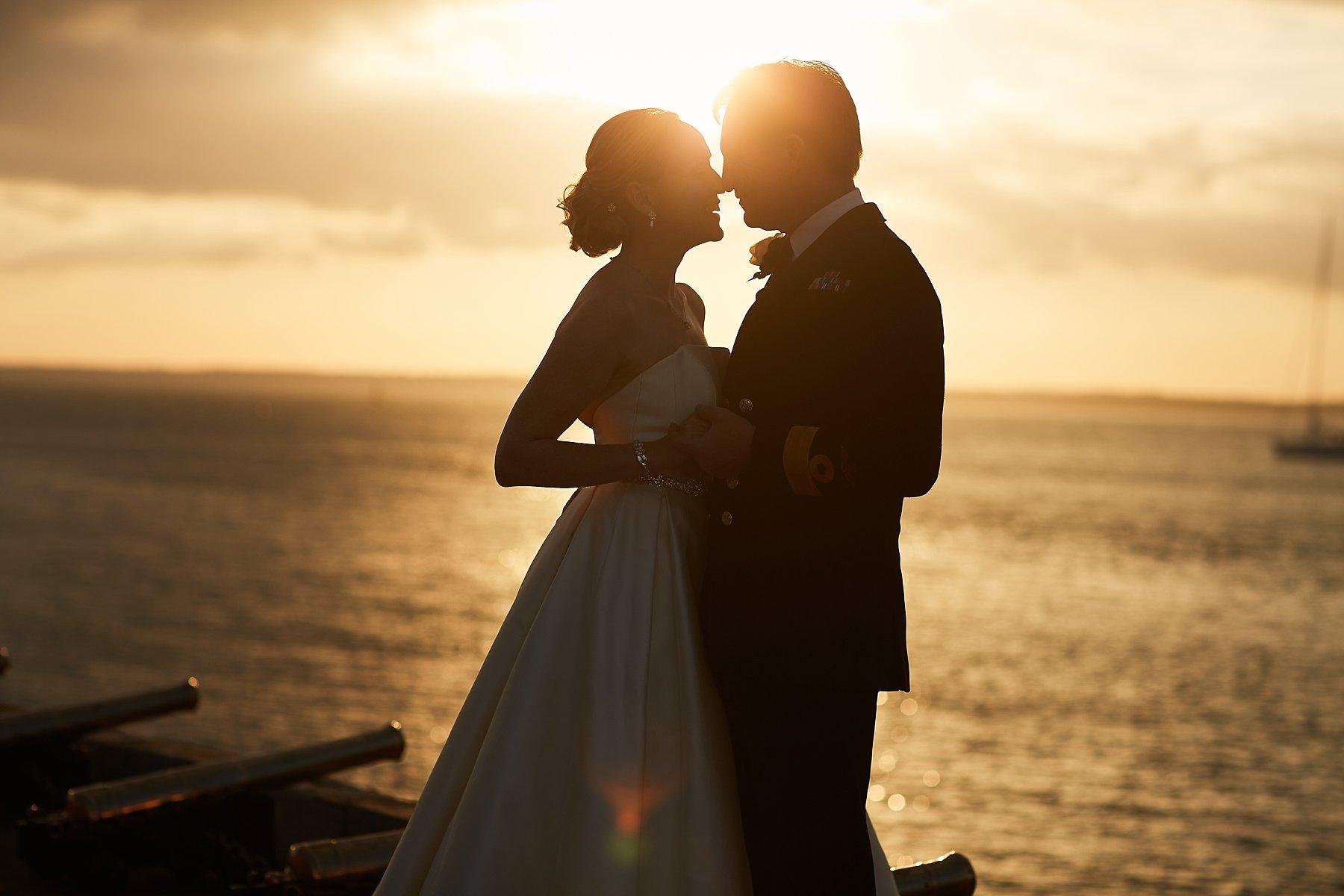 Naval Wedding Pictures