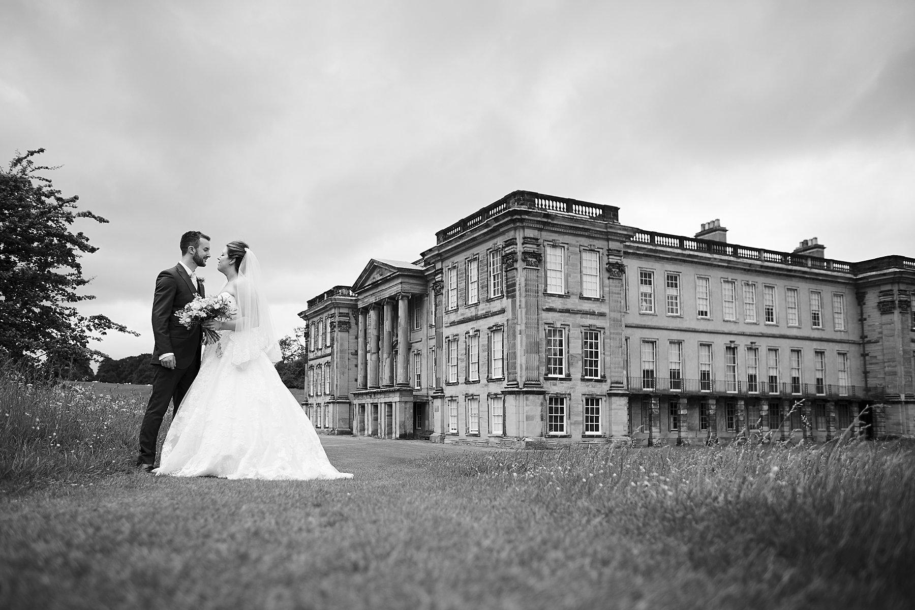 Calke Abbey Wedding Photography