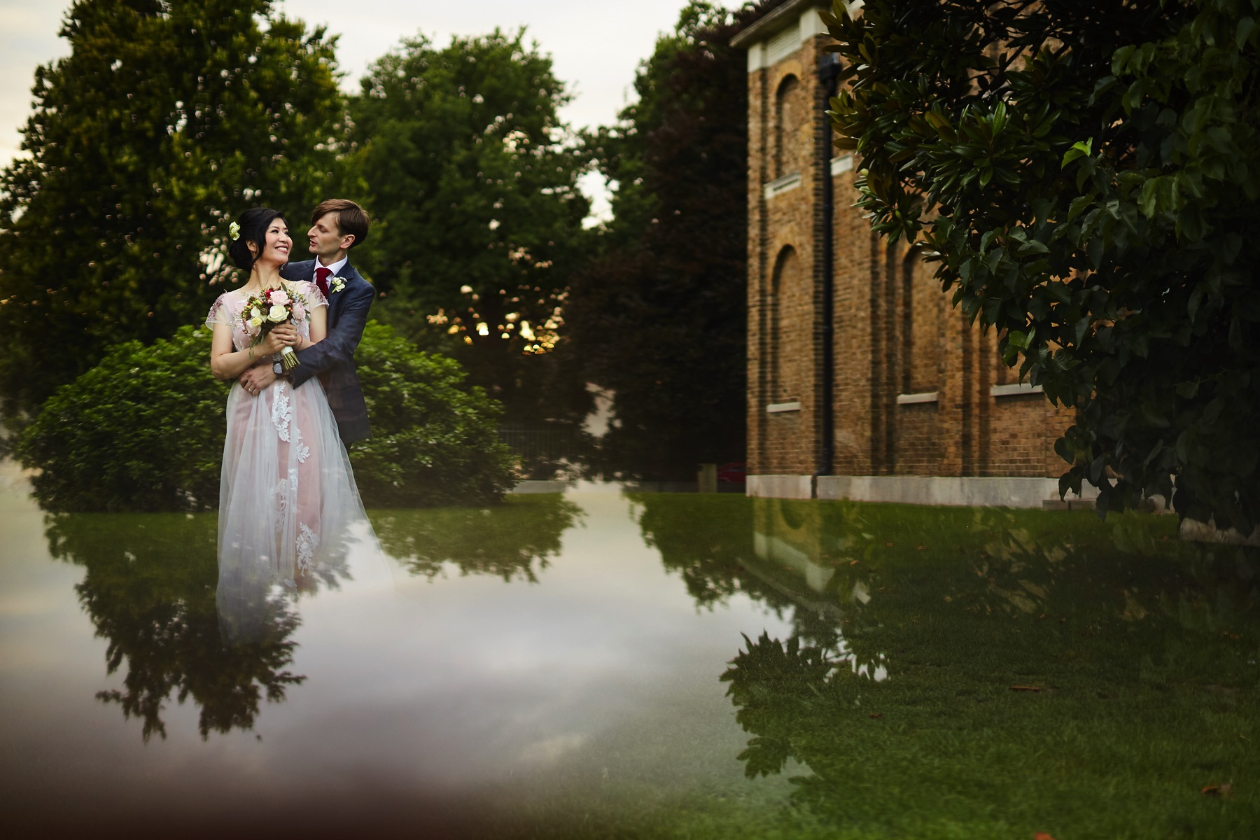 Dulwich Picture Gallery Wedding Photography
